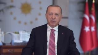 Başkan Erdoğan'dan Srebrenitsa Soykırımı'na ilişkin videolu mesaj