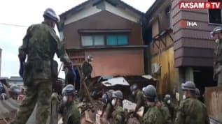 Japonya'daki sel felaketinin bilançosu ağırlaşıyor