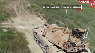 Savunma Sanayii Başkanlığı, M60T Tank modernizasyonlarını tamamladı