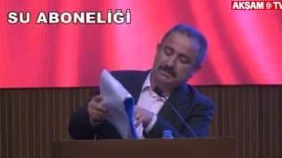 Sinan Burhan'dan Yavaş'a istifa resti