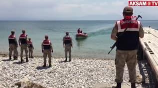 Van Gölü'nden ölü sayısı 21'e ulaştı