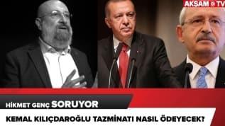Kemal Kılıçdaroğlu tazminatı nasıl ödeyecek?