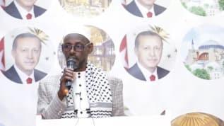 Somali'de Ayasofya-i Kebir Camii için tebrik programı düzenlendi
