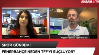 Fenerbahçe neden TFF'yi suçluyor?