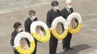 Nagazaki kurbanları 75. yıl dönümünde anıldı