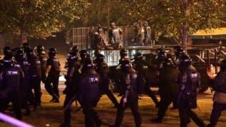 Belarus'taki protestolar 2. gününde: 3 binden fazla kişi gözaltına alındı