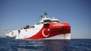Bakan Dönmez: Oruç Reis denizlerimizin röntgenini çekiyor