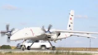 Bayraktar AKINCI TİHA savaş uçaklarının yükünü almak için gün sayıyor