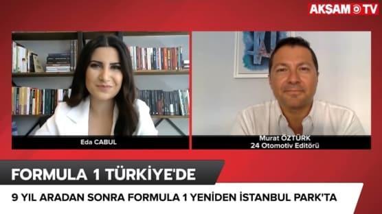 FORMULA 1 TÜRKİYE'DE
