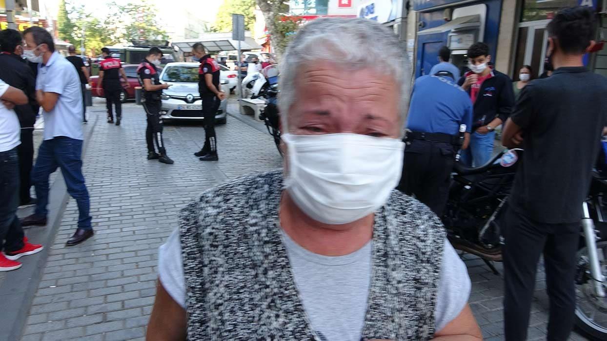 <p>İstanbul Tuzla İlçe Emniyet Müdürlüğü ekipleri, ilçede maske denetimi yaptı. Bu sırada gazetecile