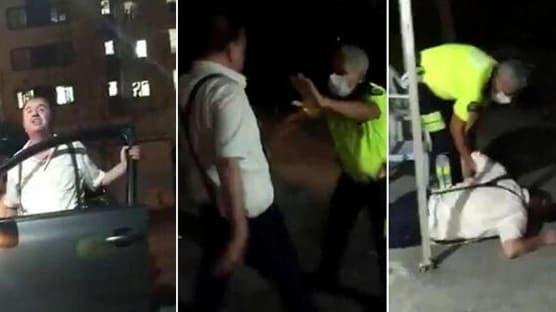 Polisleri tehdit ederek küfürler savurdu: Alkollü hakim ortalığı birbirine kattı