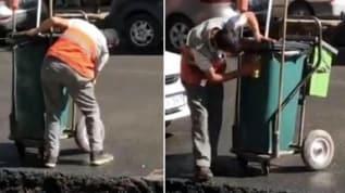 Sosyal medyada büyük beğeni toplamıştı: Bitlis'teki temizlik işçisi ödüllendirildi