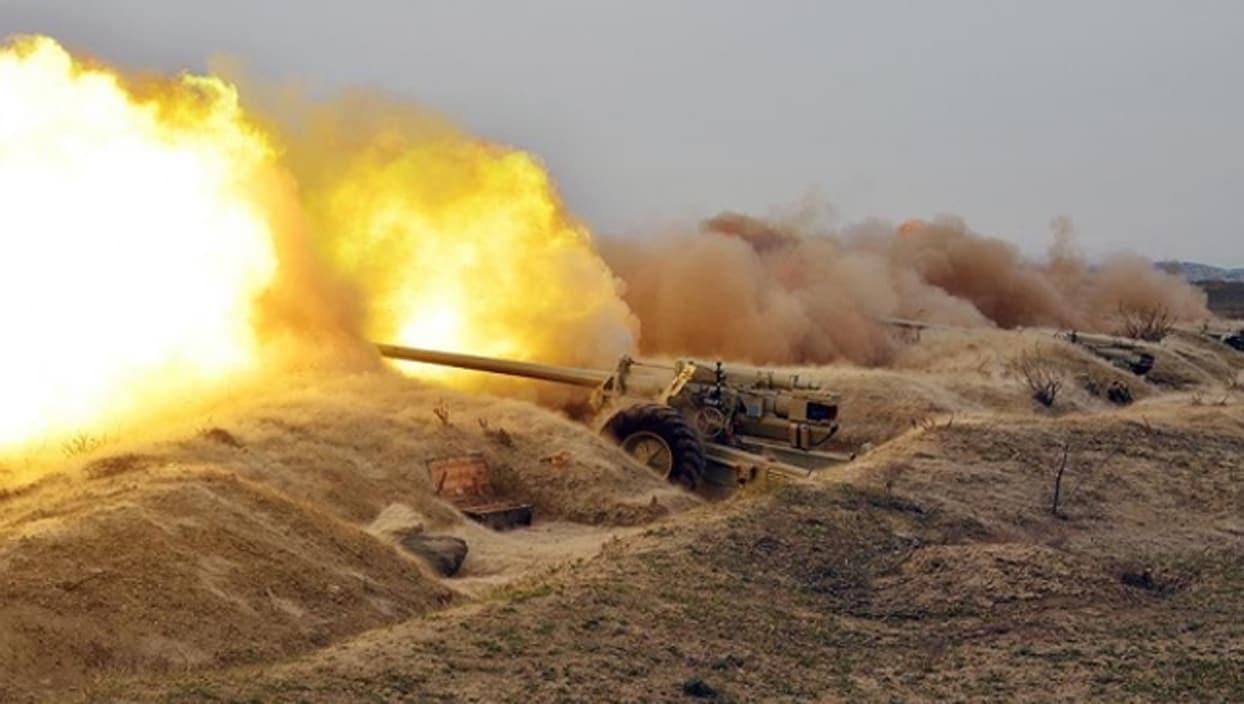 <p>Ermenistan sabah saatlerinde başlattığı saldırıda sivilleri hedef aldı. AA Bakü Muhabiri Ruslan R