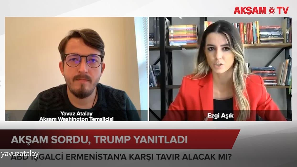 <p>Peki, ABD işgalci Ermenistan'a karşı tavır alacak mı? ABD Dağlık  Karabağ sorununu nasıl gö