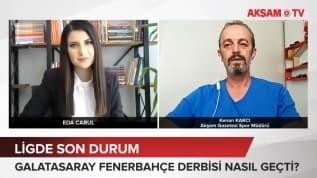 Galatasaray-Fenerbahçe maç yorumu