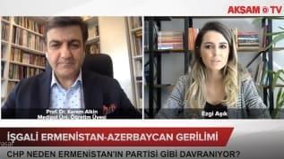 CHP neden Ermenistan'ın partisi gibi davranıyor?