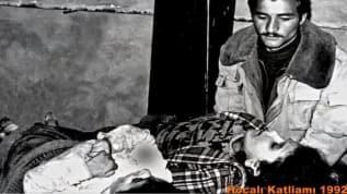MSB, Hocalı Katliamı'nın görüntülerini paylaştı