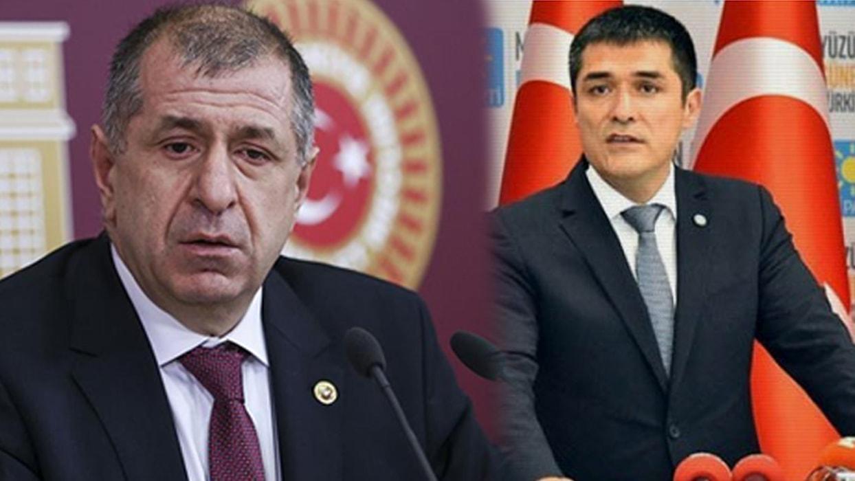 """<p>İP İstanbul Milletvekili Ümit Özdağ partisinin İstanbul İl Başkanı Buğra Kavuncu için """"FETÖ"""