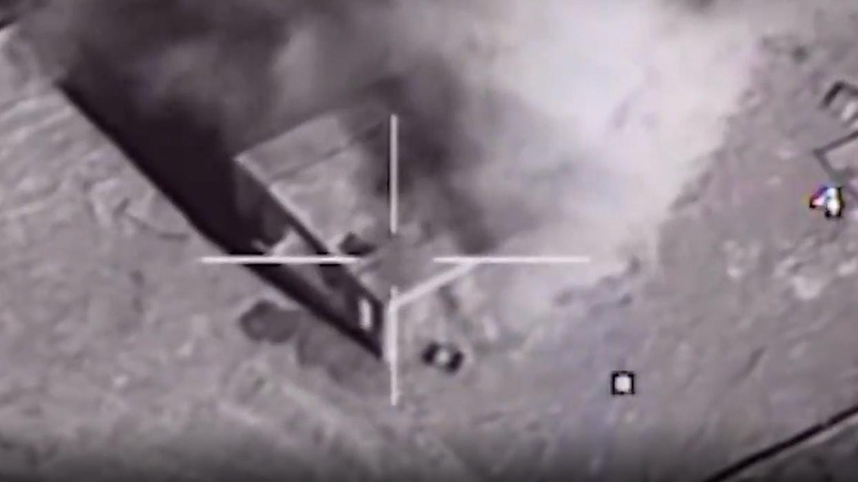 <p>Milli Savunma Bakanlığı, Minyatür Bomba Projesi kapsamında taaruz test atışının başarıyla gerçekl