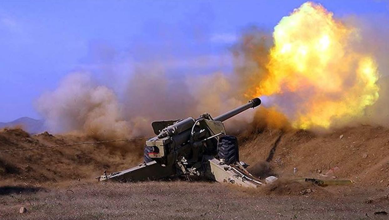<p>Azerbaycan ordusu, işgalci Ermenistan'a karşı topraklarını kurtarmak için başlattığı operasyonlar
