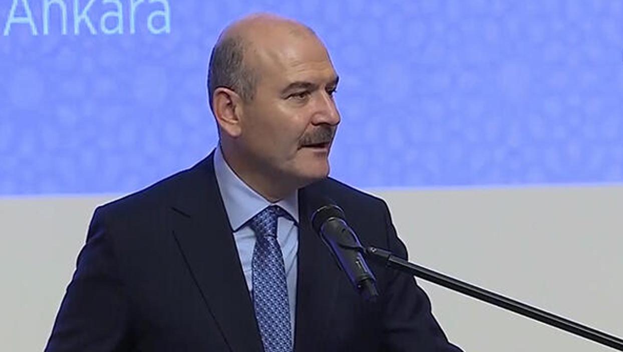 <p>İçişleri Bakanı Süleyman Soylu, haziran ayının sonunda Türkiye'nin her yerinden 112'nin aranacağı