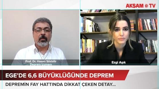 Ege'deki deprem Büyük Marmara'yı tetikler mi?