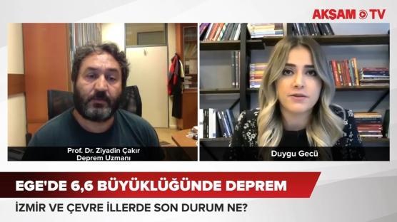 İzmir depreminde son durum nedir?