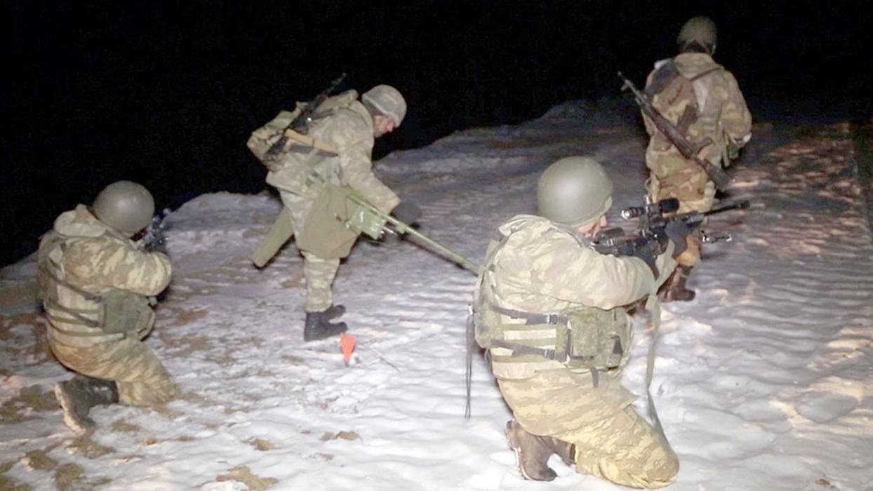 <p>Azerbaycan Savunma Bakanlığından yapılan açıklamada, Azerbaycan ile Ermenistan arasında Rusya'nın