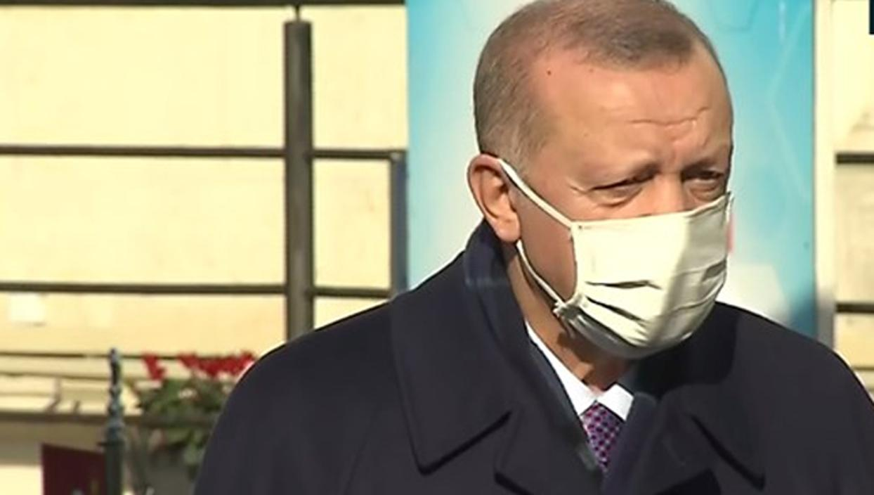 <p>Başkan Recep Tayyip Erdoğan, 'Bilim Kurulu her türlü hazırlığı, çalışmayı yürütüyor. Vatandaşları
