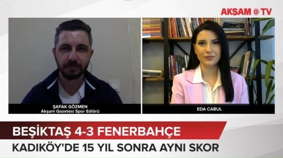 Beşiktaş - Fenerbahçe maç yorumu
