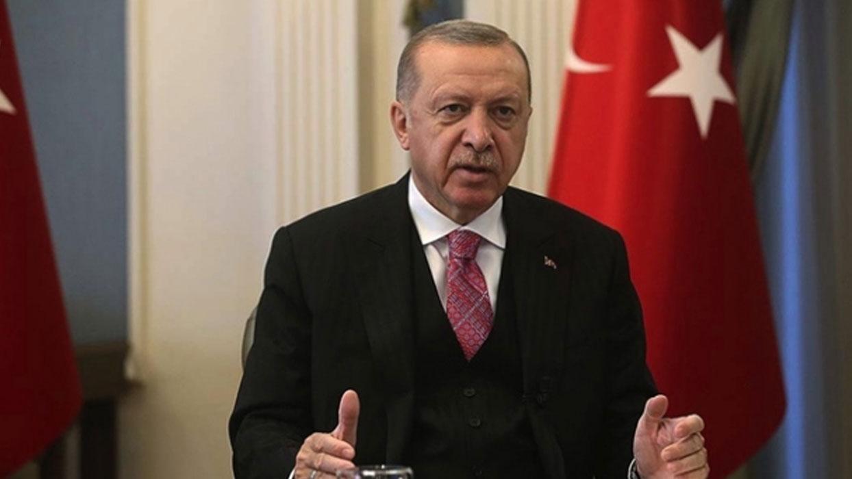 <h3>Başkan Erdoğan: Batı medyası üç maymunu oynuyor</h3><h3>TRT WORLD FORUM BAŞLADI</h3><p>TRT World
