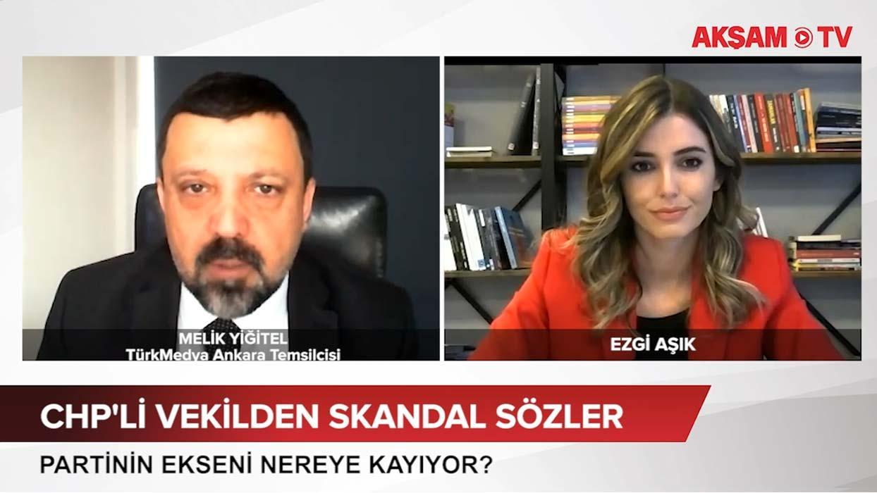 <p>Peki, Kılıçdaroğlu neden tavır alamadı? CHP  eksen değişikliği içerisinde mi? TürkMedya Ank