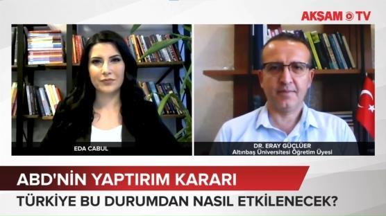 ABD'nin yaptırım kararı Türkiye'yi nasıl etkileyecek?