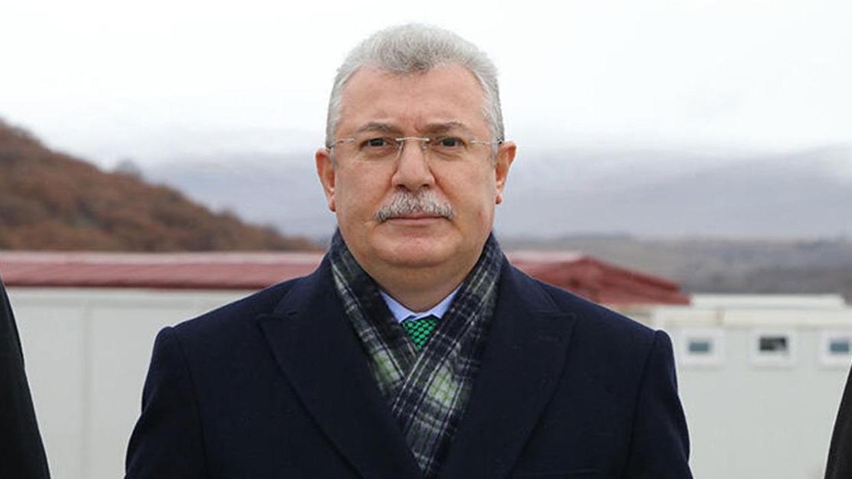 <p>AK Parti Grup Başkanvekili Muhammet Emin Akbaşoğlu, CHP Genel Başkanı Kemal Kılıçdaroğlu'nun Kızl