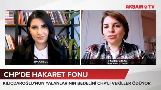 Kılıçdaroğlu ve onun hakaret fonu