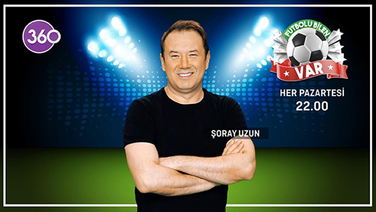 """<p>Bildiğiniz tüm futbol programlarını unutun. Futbolu Bilen """"Var"""" 360 ekranlarında ezbe"""
