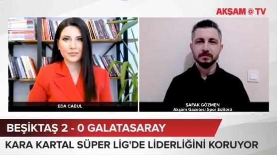 Beşiktaş - Galatasaray Maç Yorumu