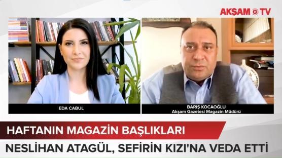 Neslihan Atagül'den ayrılık kararı... Haftanın Magazin Başlıkları'nda
