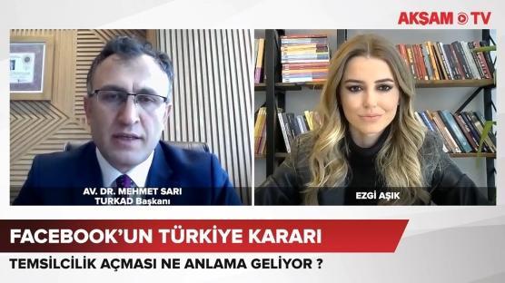Türkiye'de temsilcilik açmayan sosyal medya şirketlerini neler bekliyor?