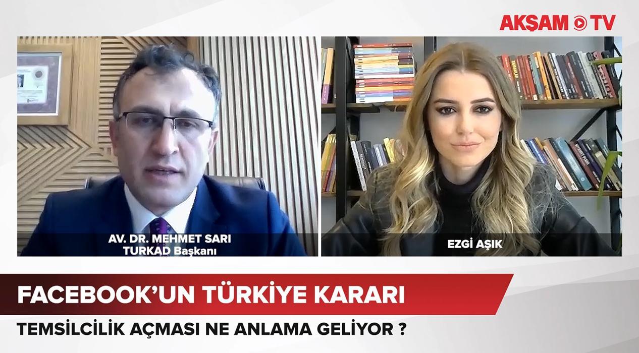 <p>Popüler sosyal paylaşım sitesi Facebook da Türkiye'ye temsilci atamaya karar verdi. Açıklama, rek