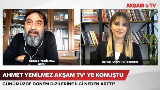 Ahmet Yenilmez 'Kuruluş Osman'ı' anlattı: Demirci Davut'un sahnelerine dikkat edin!