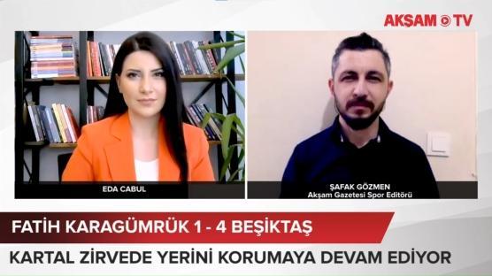Beşiktaş-Karagümrük maç yorumu
