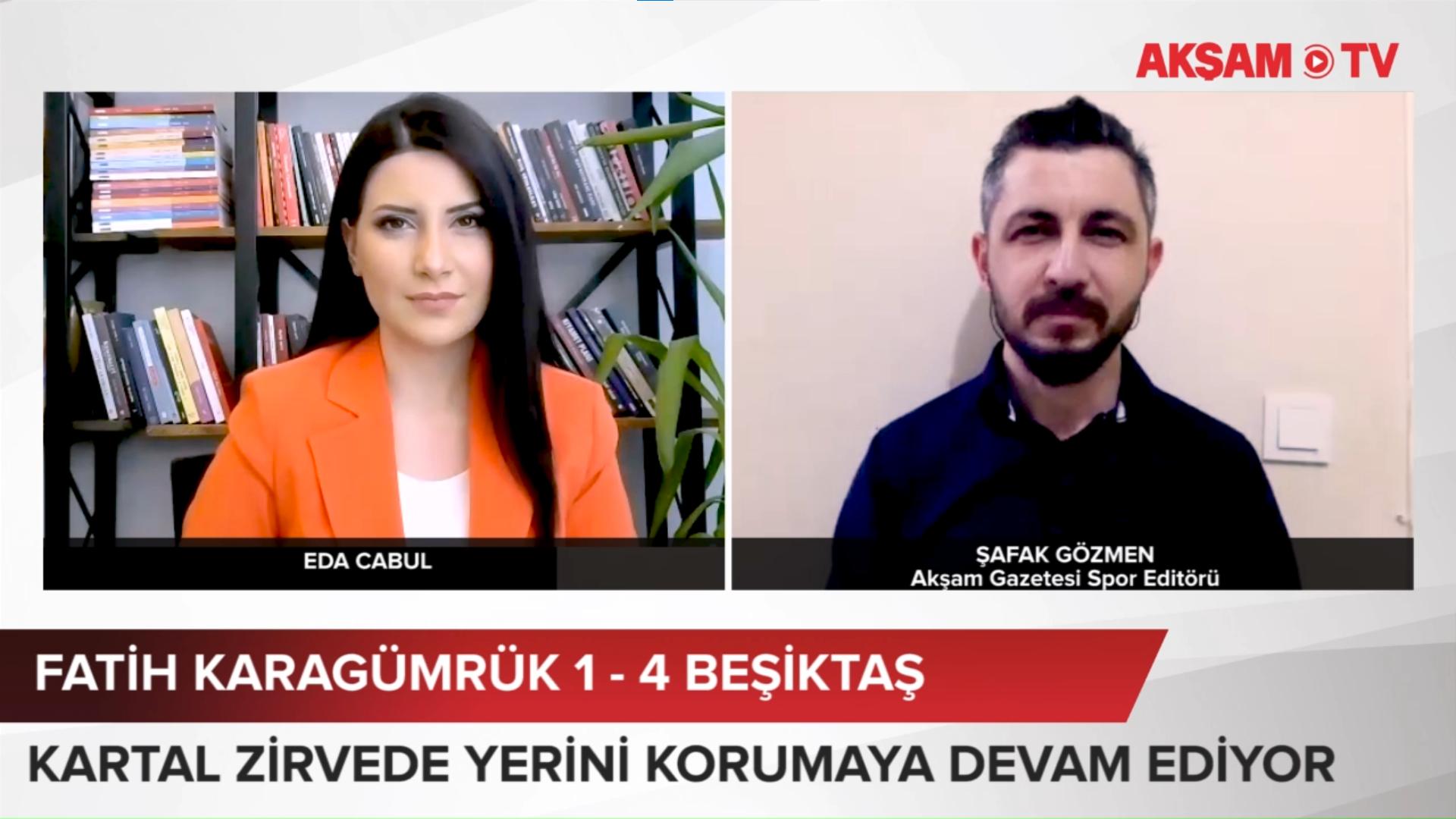<h3>Süper Lig'in 20. haftasında Fatih Karagümrük ve Beşiktaş karşı karşıya geldi. Maç Kara Kartal'ın