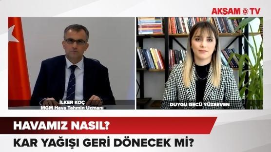 Meteoroloji Hava Tahmin Uzmanı açıkladı... İstanbul'a kar yağacak mı?