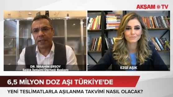 6,5 milyon doz aşı Türkiye'de... Aşı planlaması nasıl olacak?