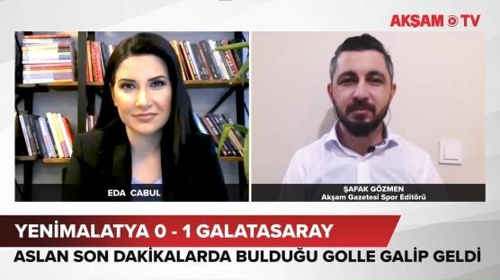 Galatasaray - Yeni Malatyaspor maç yorumu