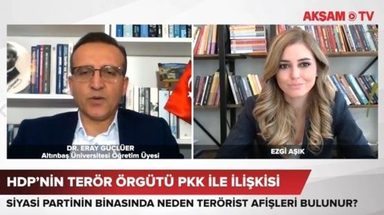 'HDP, PKK'nın hücre evi gibi çalışıyor'