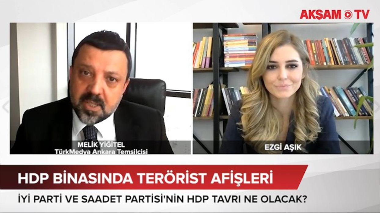 <p>HDP'nin Esenyurt ilçe binasına düzenlenen operasyon  kapsamında terör örgütü elebaşı Abdull