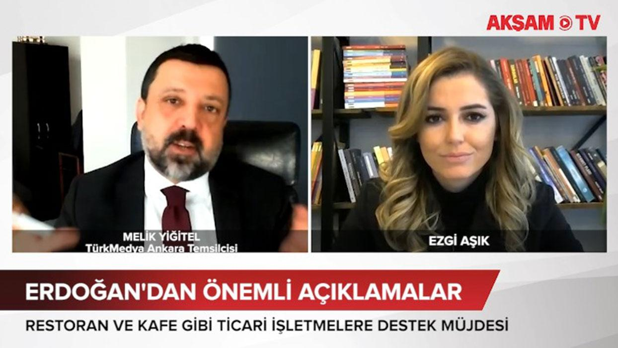 <p>24 TV Ankara Temsilcisi Melik Yiğitel, Ankara'nın gündemini ve siyasette yaşanan son gelişmeleri