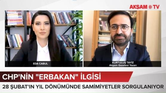 CHP'nin 'Erbakan' ilgisi